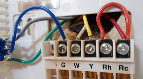 All About Thermostat Wiring - Wifi Thermostat Judge
