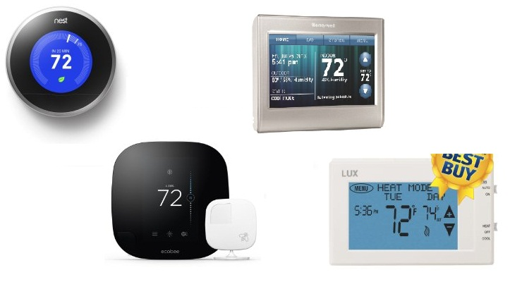 Best Programmable Thermostat Reviews 2018 On The Market