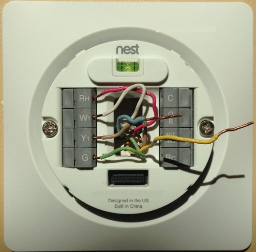 is installing nest thermostat compatible with your home wifi thermostat judge