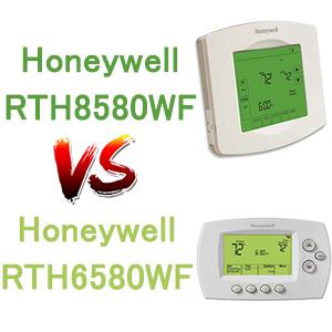 Honeywell-RTH8580WF-vs-RTH6580WF